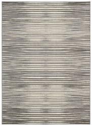 Nourison Studio Stu07 Ivory - Grey Area Rug