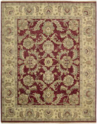 Nourison Tajik TJ-01 Red Area Rug