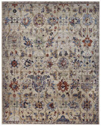 Nourison Timeless Tml12 Taupe Area Rug