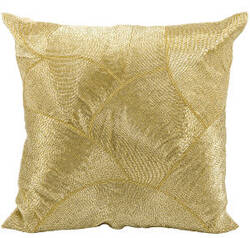 Nourison Pillows Luminescence V5023 Gold