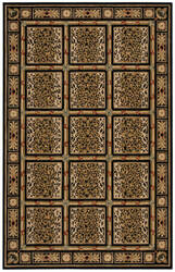 Nourison Grand Parterre-Parth Va06 Multicolor Area Rug