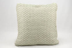 Nourison Pillows Woven Luster Vc306 Light Green