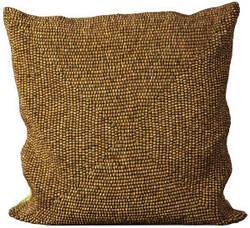 Nourison Pillows Wood Beads W1005 Green