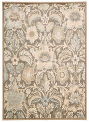 Nourison Walden Wal02 Grey Area Rug