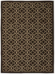 Nourison Color Motion Wcm01 Walnut Area Rug