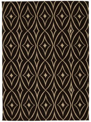 Nourison Color Motion Wcm05 Walnut Area Rug