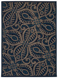 Nourison Color Motion Wcm14 Delft Area Rug