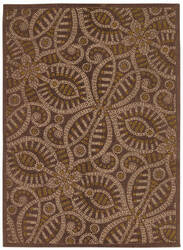 Nourison Color Motion Wcm14 Fog Area Rug