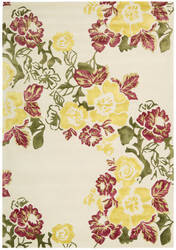 Nourison Wildflowers Wil01 Ivory Area Rug