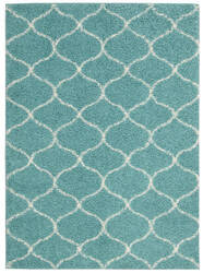 Nourison Windsor Win01 Teal Area Rug