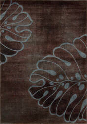 Nourison Expressions XP-03 Brown Area Rug