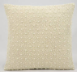 Kathy Ireland Pillows Z1115 Ivory