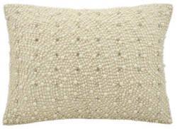 Kathy Ireland Pillows Z1116 Ivory