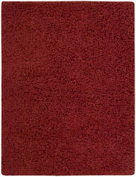 Nourison Zen ZEN01 Red Area Rug