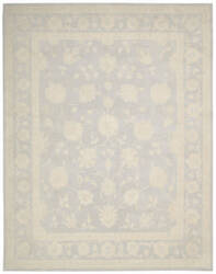 Nourison Zephyr Zep02 Light Blue Area Rug