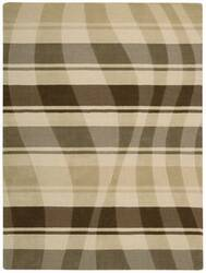 Nourison Elements ELE-04 Beige-Brown Area Rug