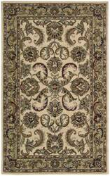 Nourison India House IH-47 Ivory-Gold Area Rug