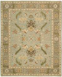 Nourison Suf-I-Noor SF-36 Light Blue Area Rug
