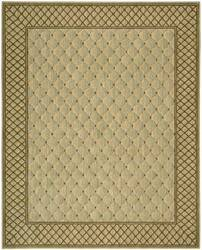 Nourison Vallencierre VA-26 Light Green Area Rug