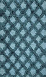 Nuloom Francene Diamond Trellis Green Area Rug