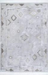 Nuloom Vintage Tribal Maida Silver Area Rug