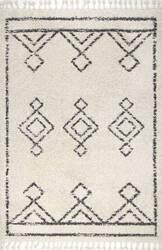 Nuloom Mackie Moroccan Diamond Off-White Area Rug
