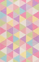 Nuloom Anderson Wool Pink Area Rug