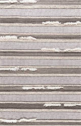 Nuloom Chevron Liles Brown Area Rug