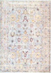 Nuloom Vintage Lisa Light Blue Area Rug