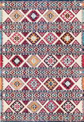 Nuloom Vintage Aztec Kamala Multi Area Rug