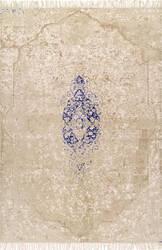 Nuloom Persian Medallion Beige Area Rug