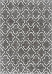Nuloom Burma Trellis Dark Grey Area Rug
