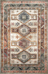 Famous Maker Traditional Monica Beige Area Rug