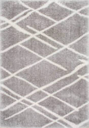 Nuloom Dupree Lattice Grey Area Rug