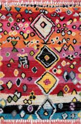 Nuloom Alane Moroccan Tassel Multi Area Rug