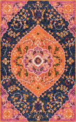 Nuloom Serafina Bohemian Orange Area Rug