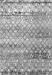 Nuloom Vintage Hildegard Dark Grey Area Rug