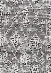 Nuloom Vintage Moroccan Sherrill Dark Grey Area Rug