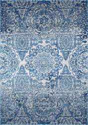 Nuloom Vintage Bellamy Blue Area Rug