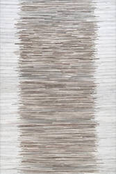 Nuloom Ilona Ombre Brown Area Rug