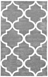 Nuloom Hand Tufted Fez Slate Area Rug
