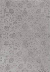 Nuloom Vintage Floral Kirsten Dark Grey Area Rug
