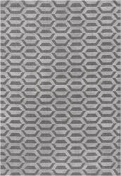 Nuloom Hildred Trellis Dark Grey Area Rug