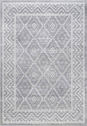 Nuloom Vintage Trellis Bdmn04b Grey Area Rug