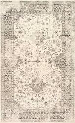 Nuloom Darron Persian Vintage Grey Area Rug