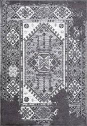 Nuloom Silas Vintage Grey Area Rug