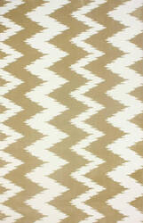 Nuloom Machine Made Zoren Beige Area Rug