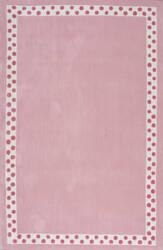Nuloom Handmade Mauldin Pink Area Rug
