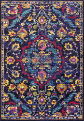 Nuloom Ornate Barron Multi Area Rug