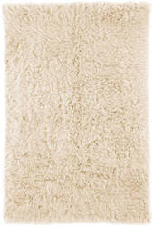 Nuloom Hand Woven Greek Flokati Natural Area Rug